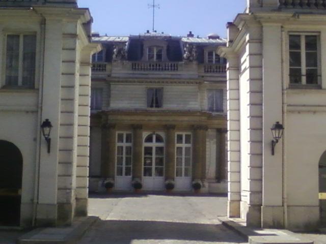 Hotel De Paris A Ault